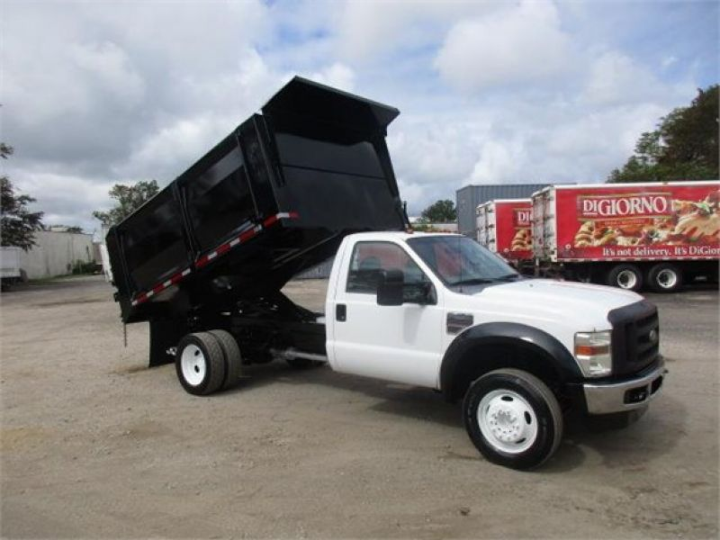 2009 FORD F450 6117473853