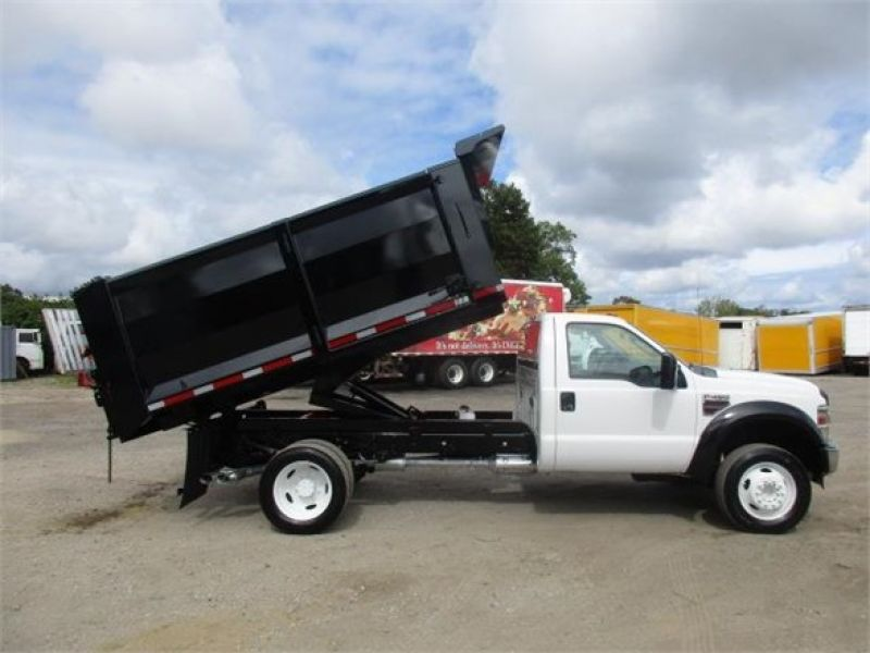 2009 FORD F450 6117473865