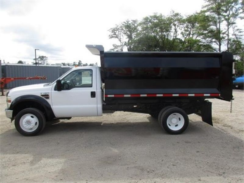 2009 FORD F450 6117473949