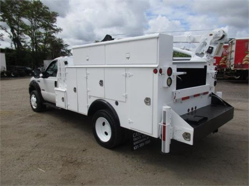 2005 FORD F550 XL SD 6117702299