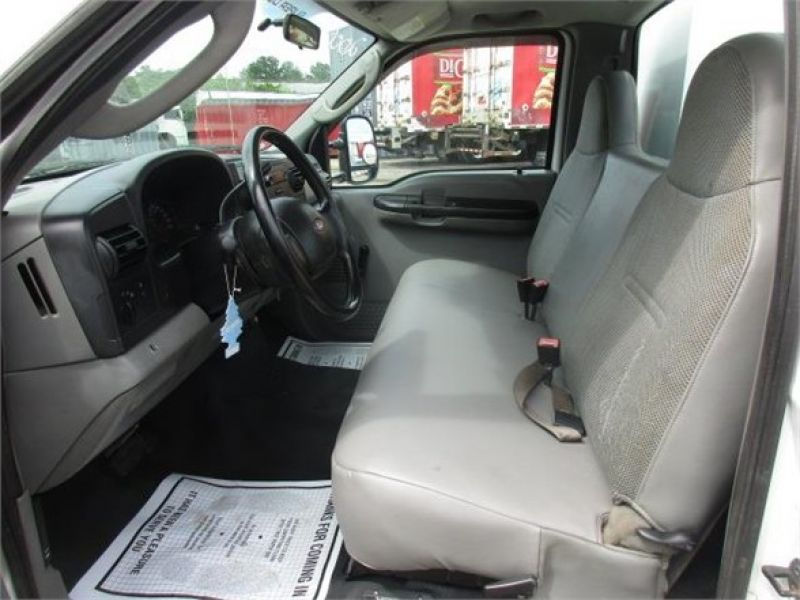 2005 FORD F550 XL SD 6117702723