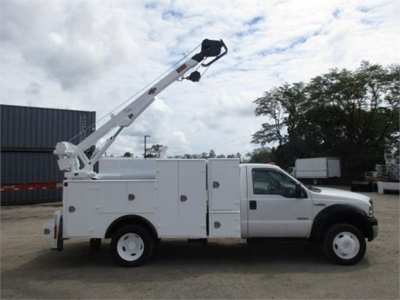 2005 FORD F550 XL SD 6117702759