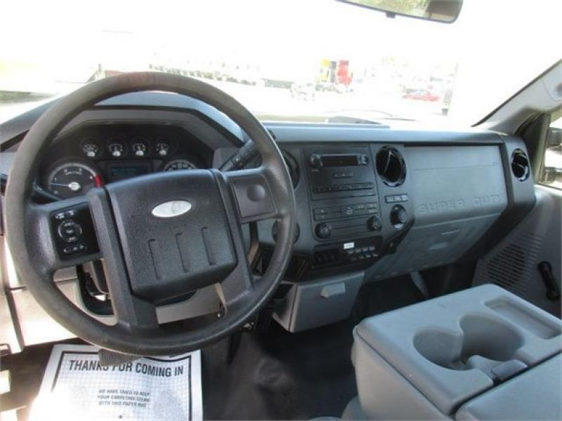 2012 FORD F550 6128582789