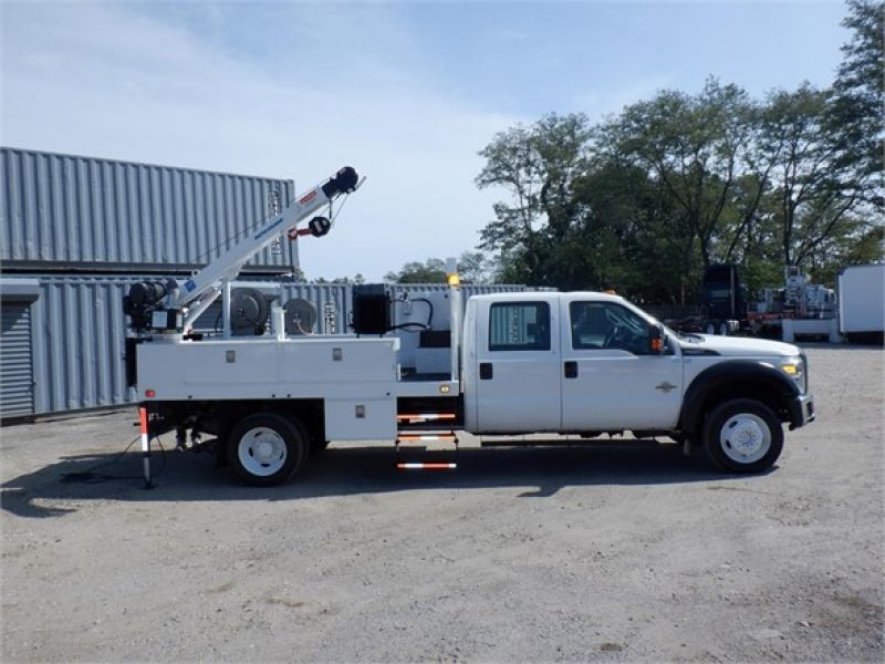 2015 FORD F550 6134824247