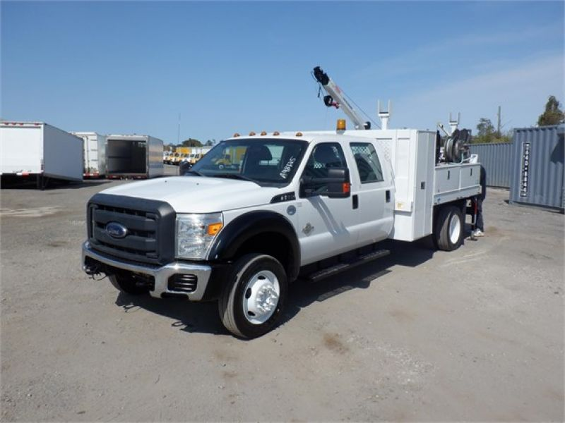 2015 FORD F550 6134824305