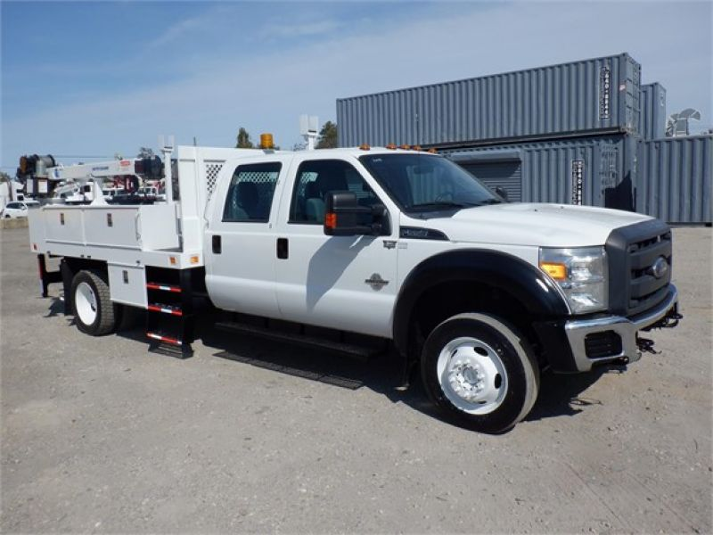2015 FORD F550 6134824429