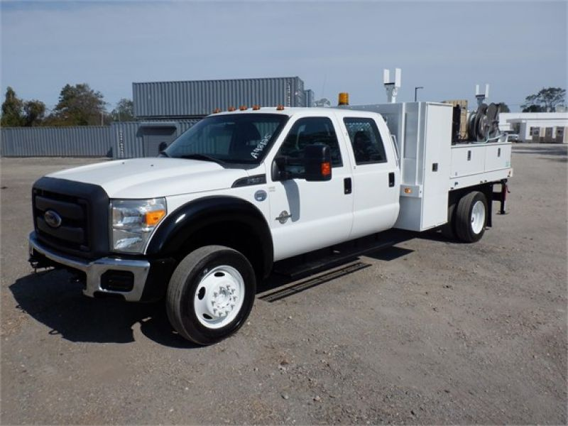 2015 FORD F550 6134824599