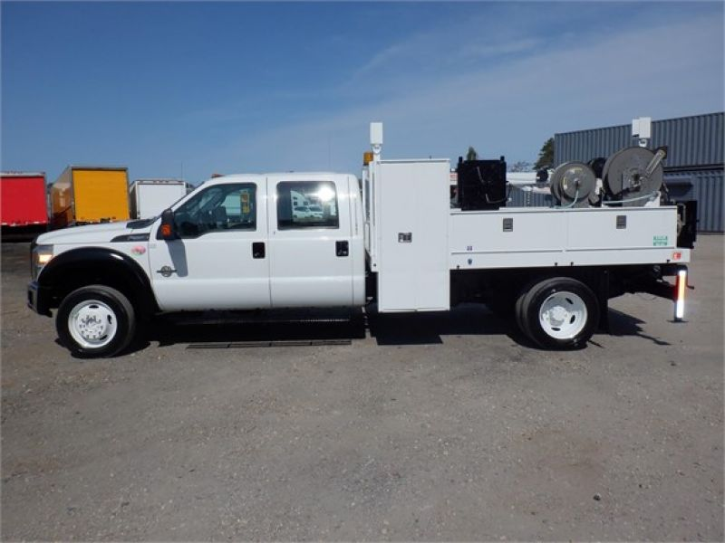 2015 FORD F550 6134824639