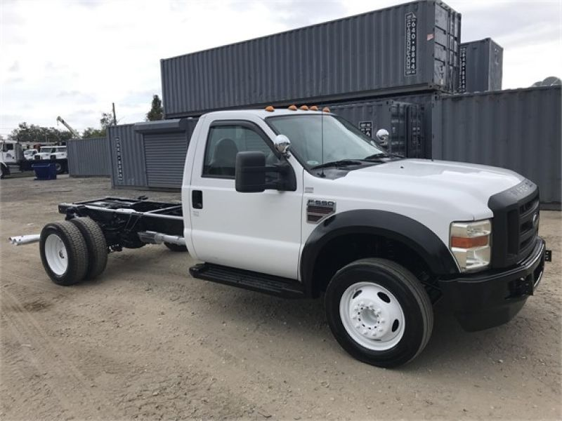 2010 FORD F550 XL SD 6140113493