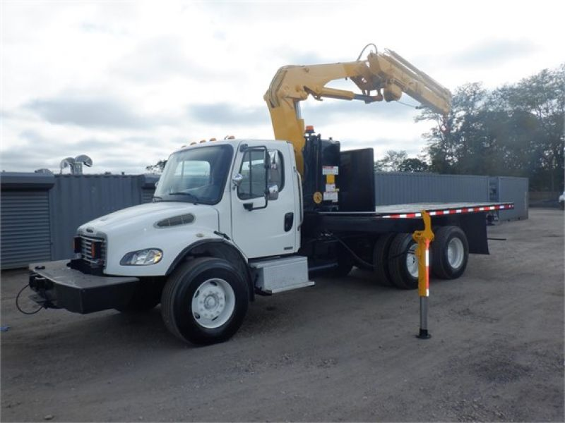 2007 FREIGHTLINER BUSINESS CLASS M2 106 6145269261
