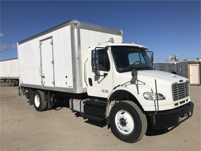 2013 FREIGHTLINER BUSINESS CLASS M2 106 6147393033