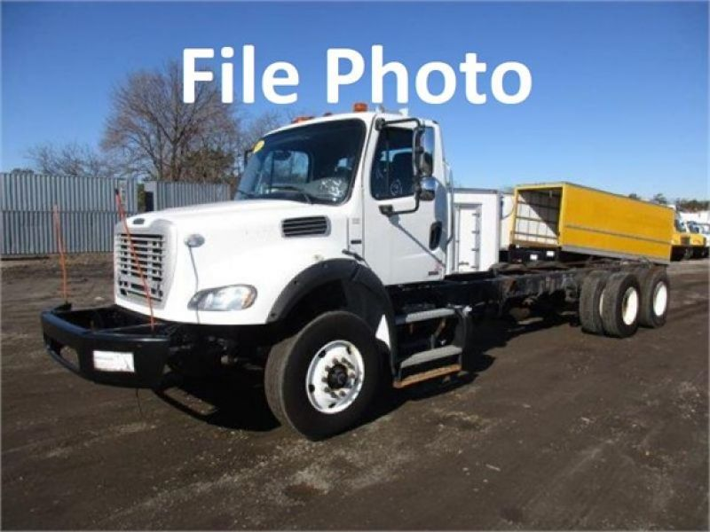 2012 FREIGHTLINER BUSINESS CLASS M2 112V 6167204403