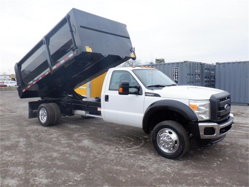 2016 FORD F550 SD 6193374537