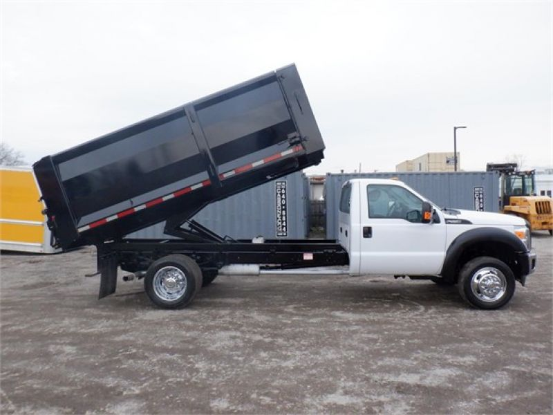 2016 FORD F550 SD 6193374579