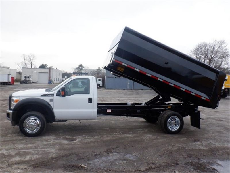 2016 FORD F550 SD 6193374791