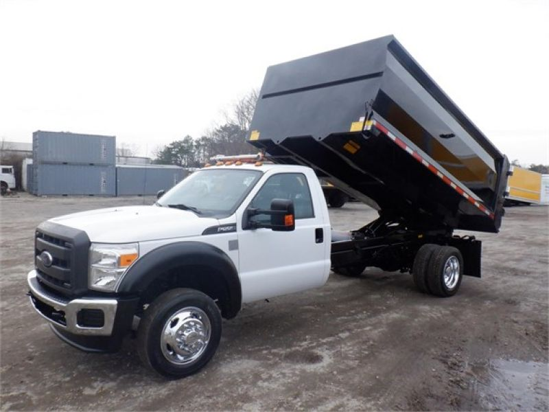 2016 FORD F550 SD 6193374815