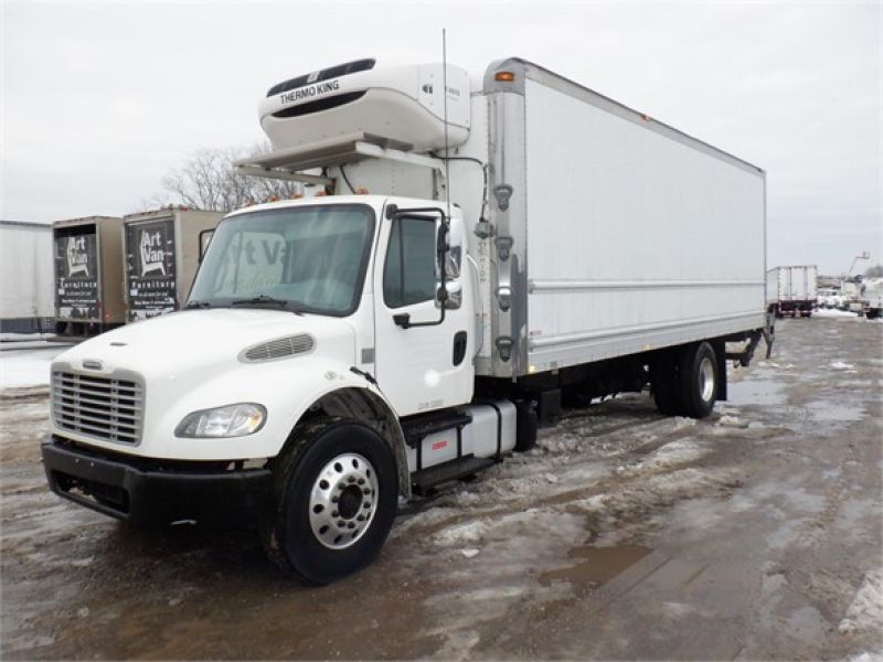 2015 FREIGHTLINER BUSINESS CLASS M2 106 6206171813