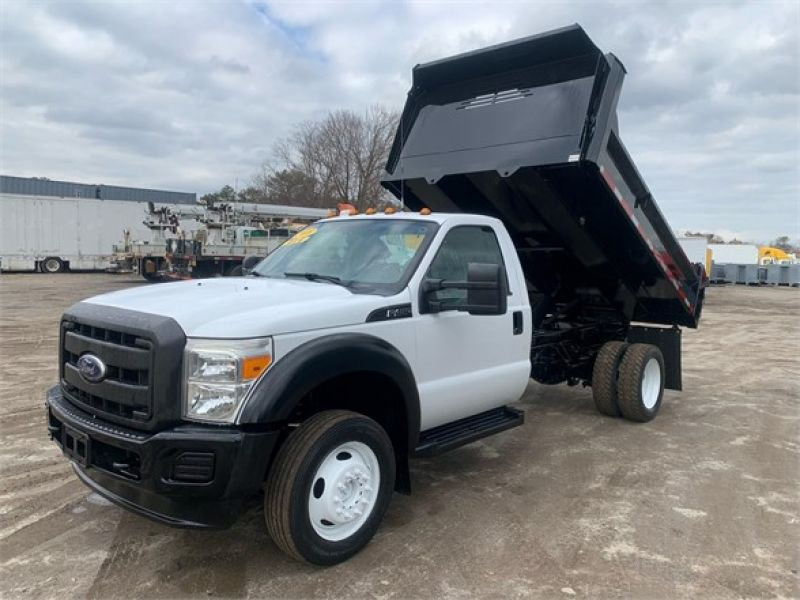 2010 FORD F550 6221278705