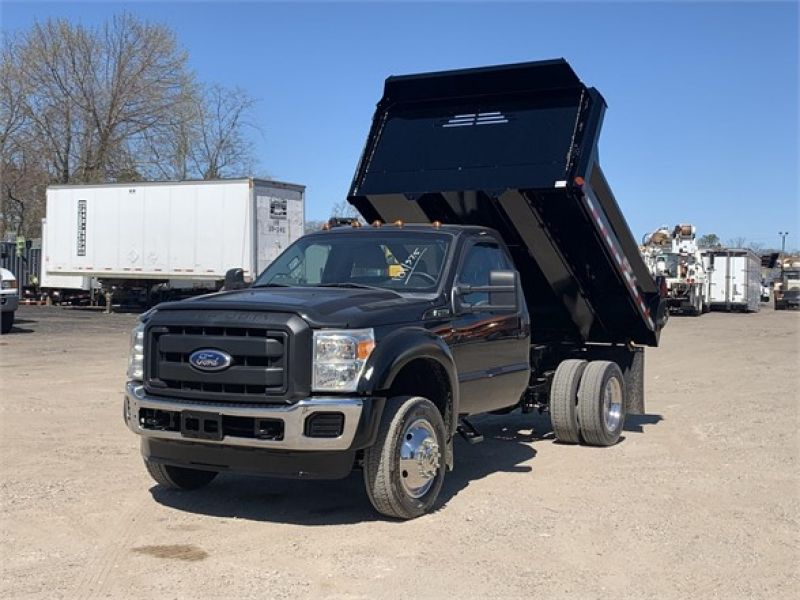 2012 FORD F550 7010244035
