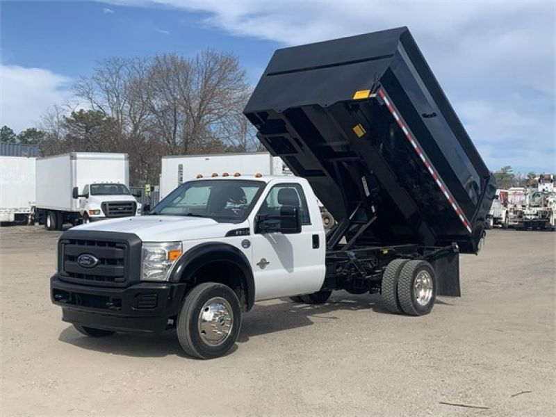 2013 FORD F550 7010265785