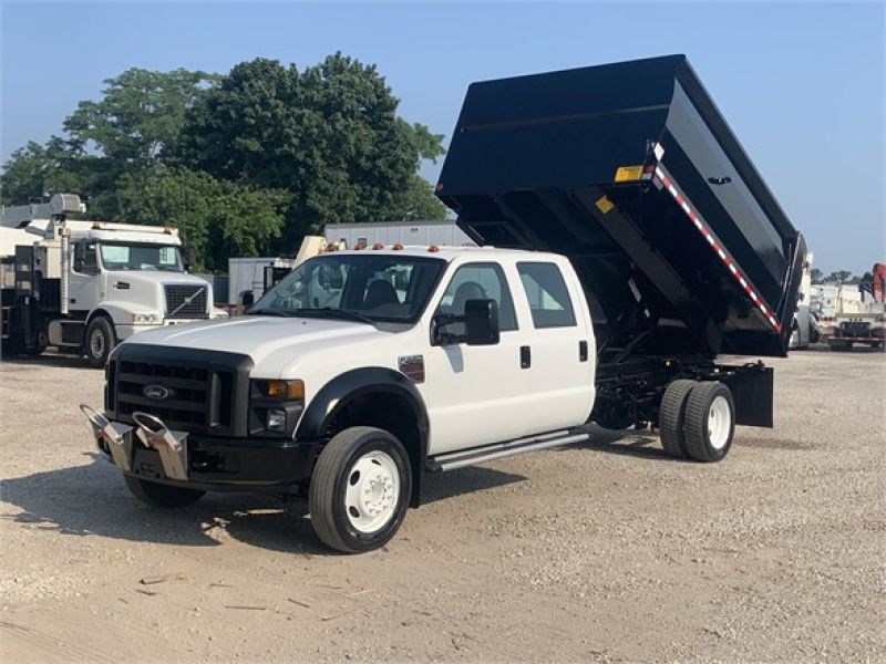 2008 FORD F550 7097220159