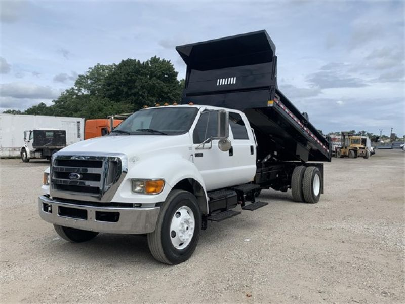 2010 FORD F750 7118263971