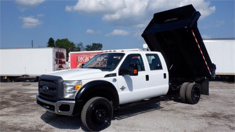 2012 FORD F550 7122165429