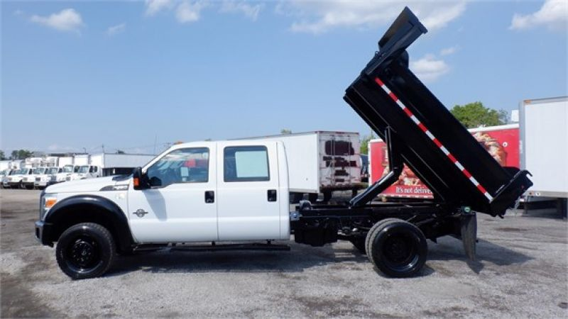 2012 FORD F550 7122165433