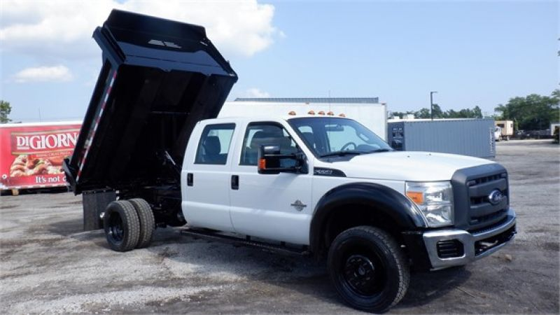 2012 FORD F550 7122165439