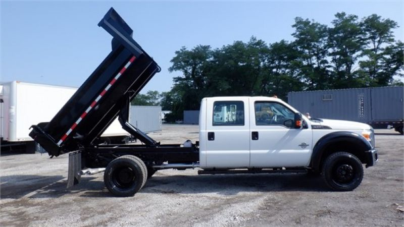 2012 FORD F550 7122165477