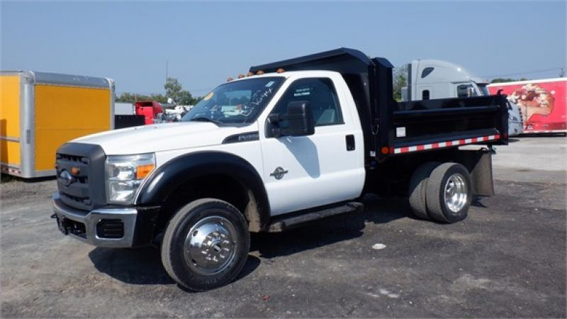 2013 FORD F450 7122223431