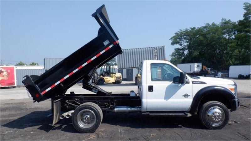 2013 FORD F450 7122223497