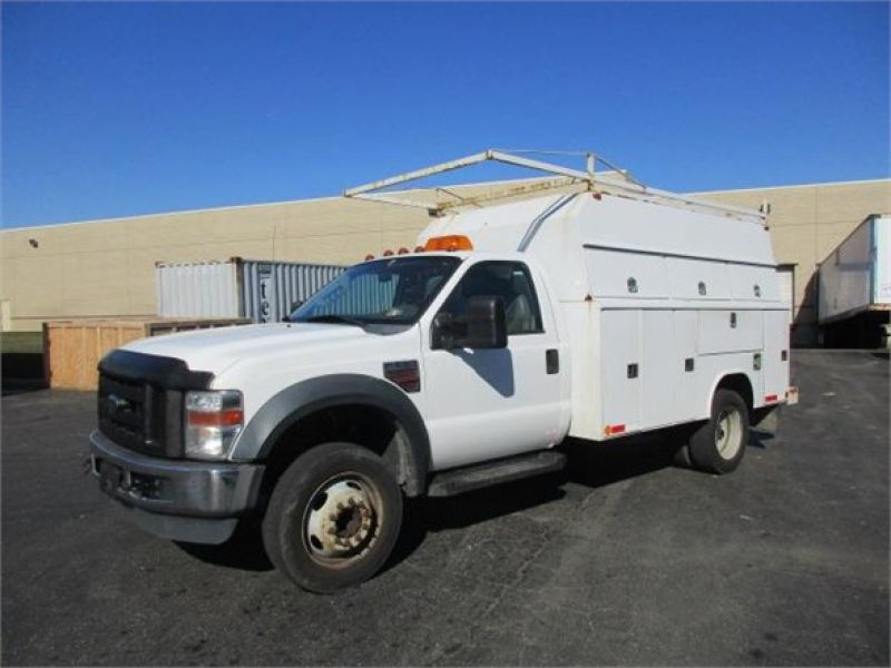 2008 FORD F550 3005754350
