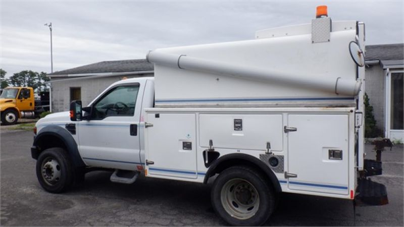 2008 FORD F450 7124015859