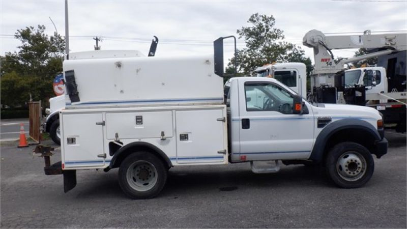 2008 FORD F450 7124015905