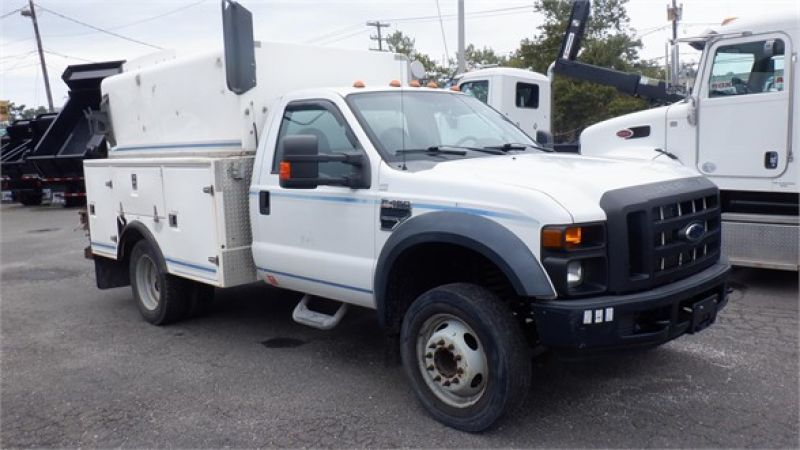 2008 FORD F450 7124015917