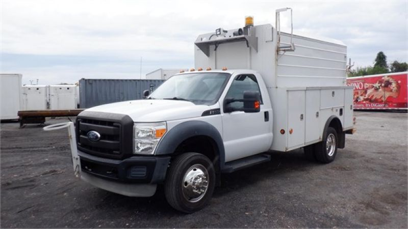 2012 FORD F550 7132222103