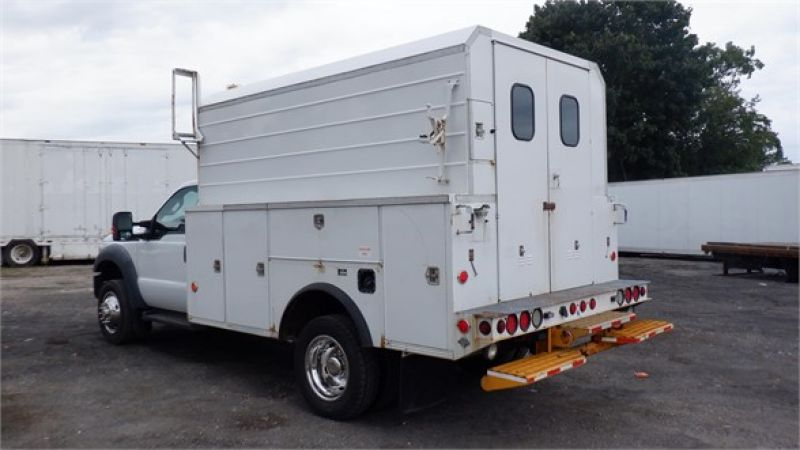 2012 FORD F550 7132222127