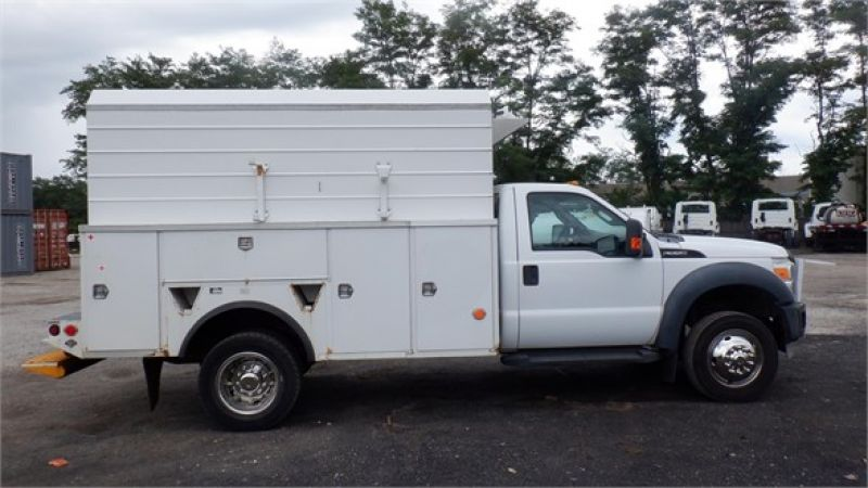 2012 FORD F550 7132222197