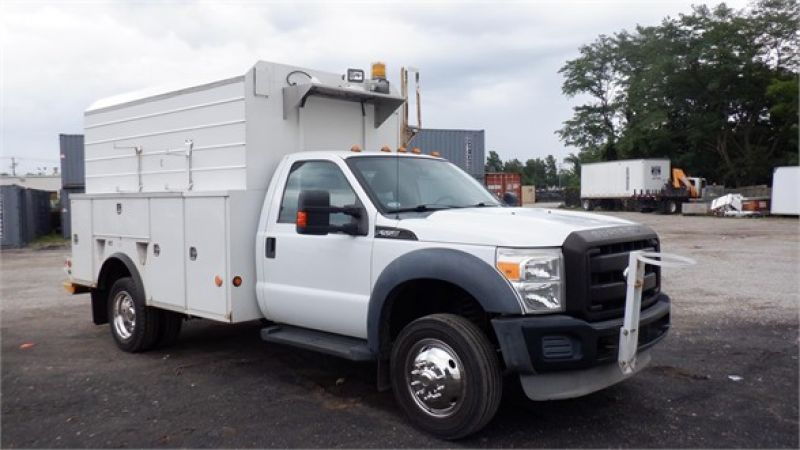 2012 FORD F550 7132222199