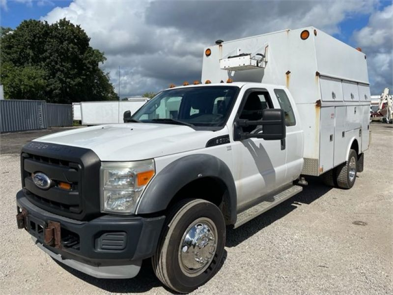 2011 FORD F550 7147337217