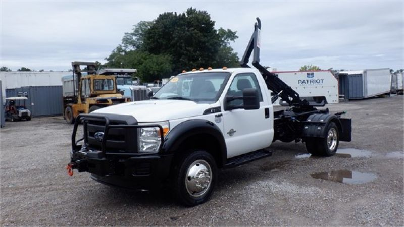 2011 FORD F550 7157001031
